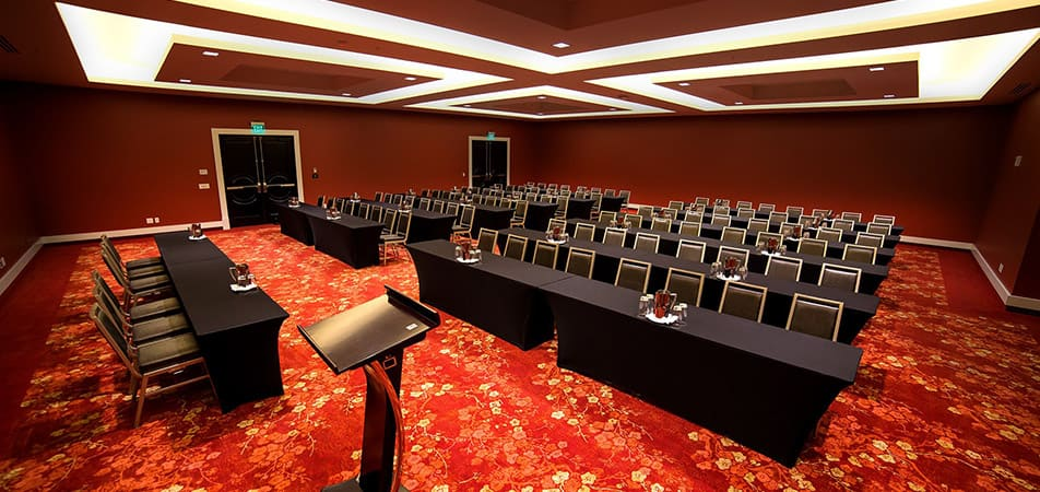 Meeting/Event hall | Tables and Chairs | Davenport Grand