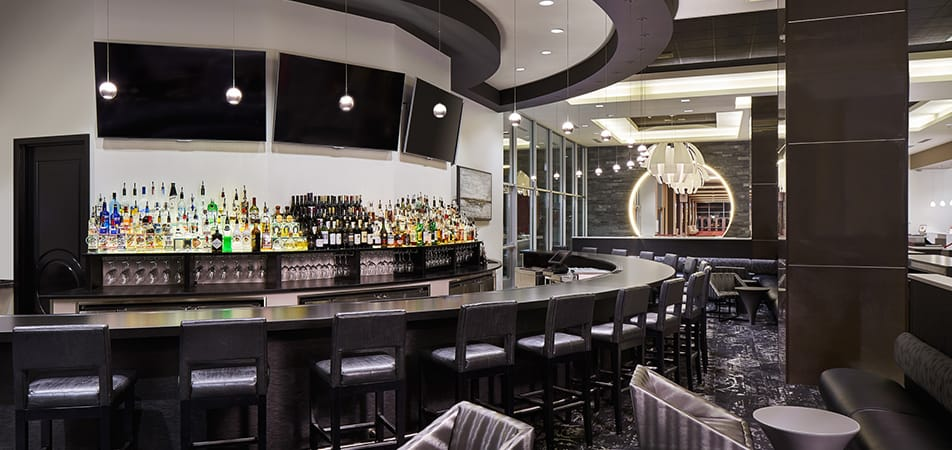 Davenport Grand Restaurant and Lounge Bar Top