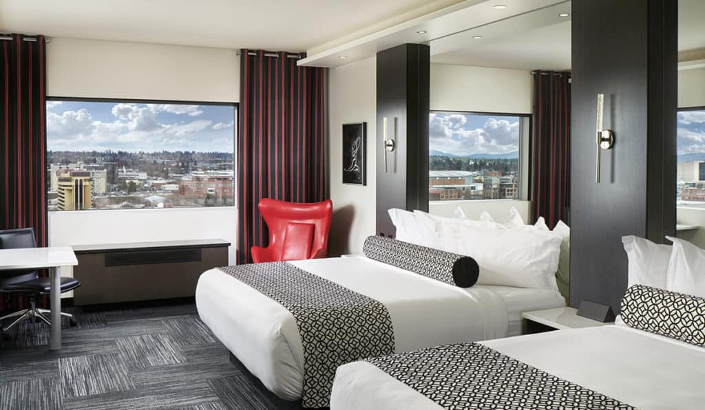 Double King Bedroom | Davenport Grand