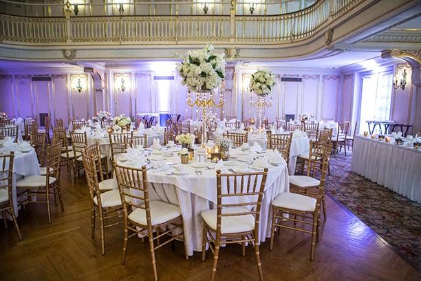 Event Hall | Decorated | Wedding