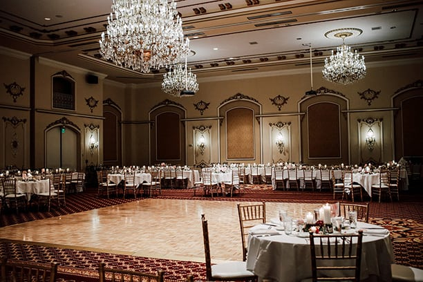 Wedding Dance floor | Event Hall