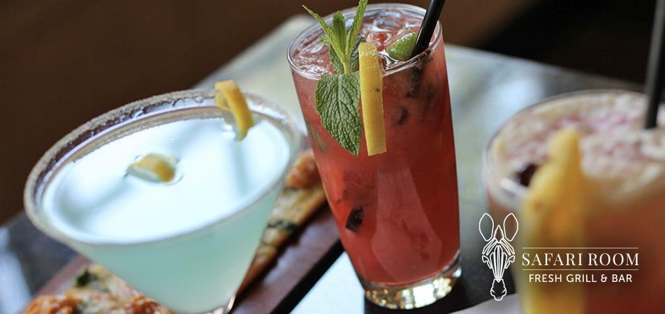 Bar drinks | Davenport Tower