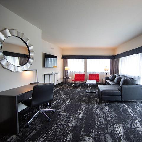 Living Area in a room | Davenport Centennial