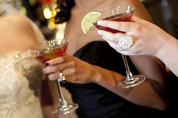Wedding Drinks | Davenport Centennial