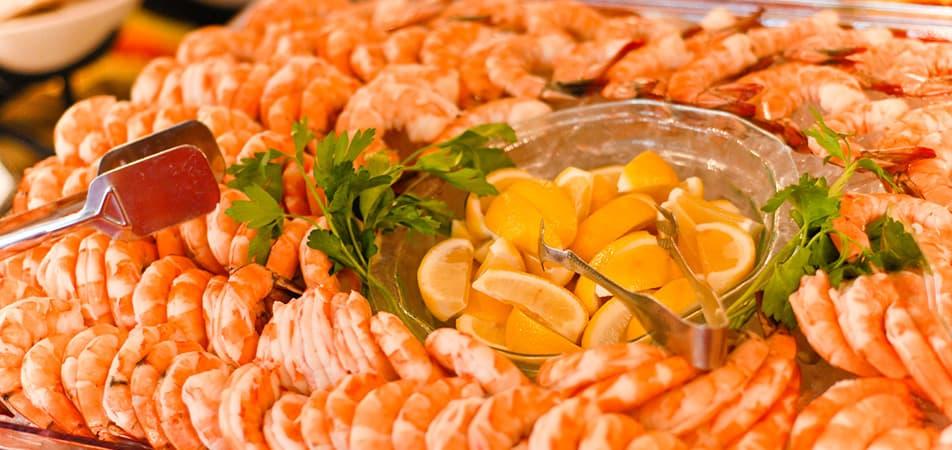 Shrimp Plate | Historic Davenport