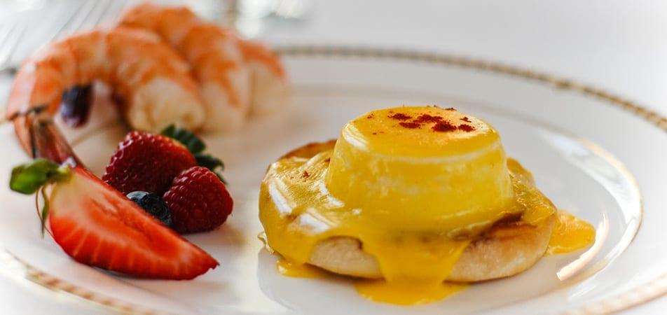 Brunch- Eggs Benedict | Historic Davenport
