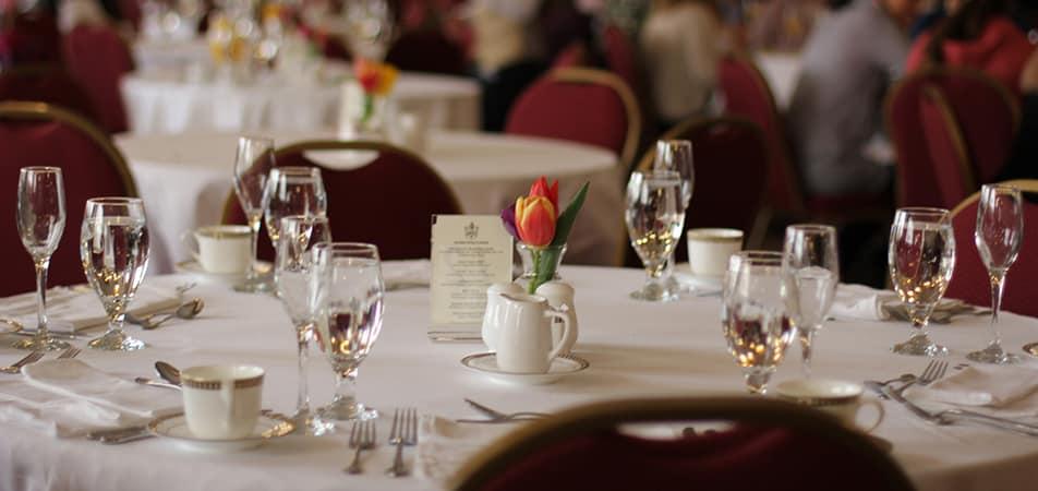Sunday Brunch Table | Historic Davenport
