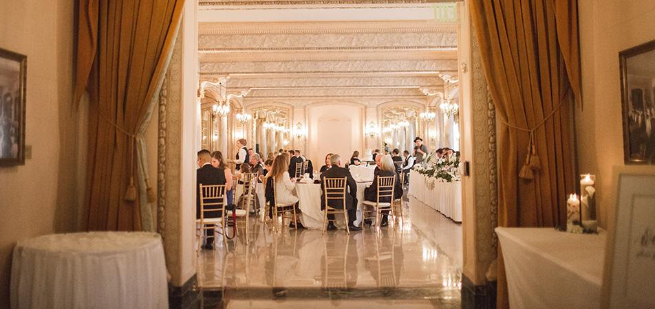 Isabella Entry  Event/Wedding Hall   Historic Davenport