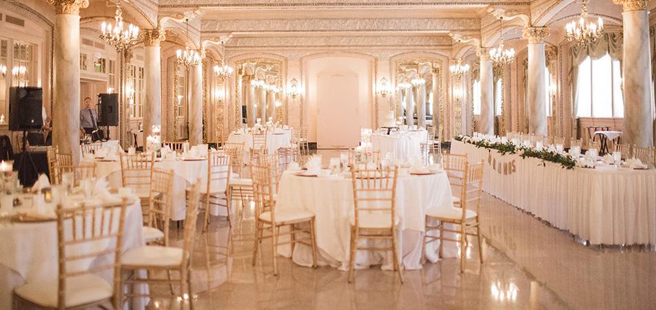 Isabella Room | Event/Wedding Hall | Historic Davenport