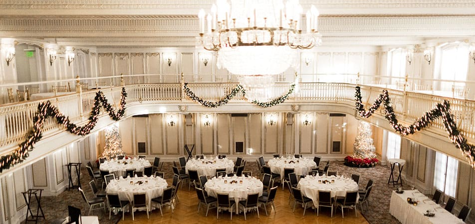 Marie Antoinette Event Hall | Historic Davenport