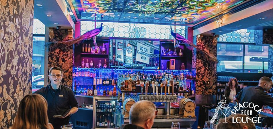 Peacock Lounge Bar | Historic Davenport