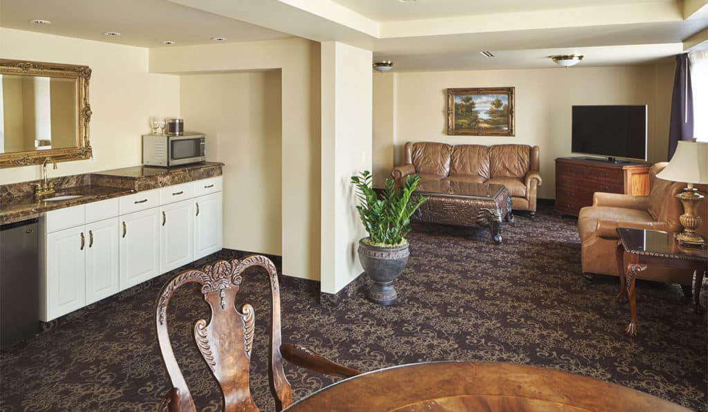 Full View of room | Apartments | Historic Davenport
