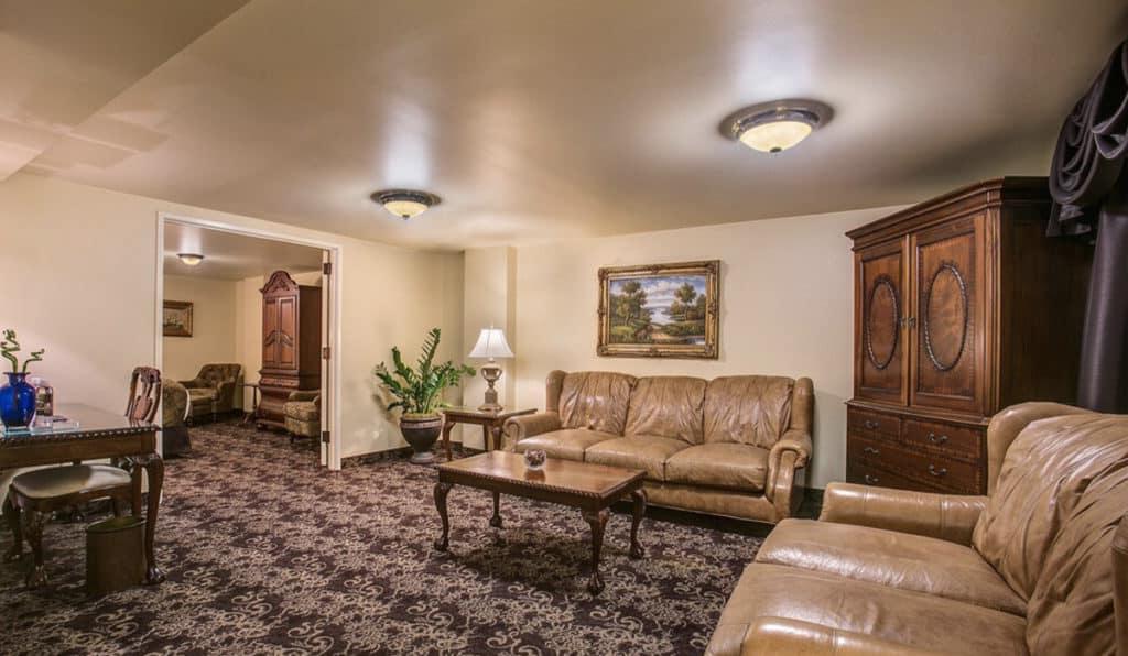Living area | Apartments | Historic Davenport