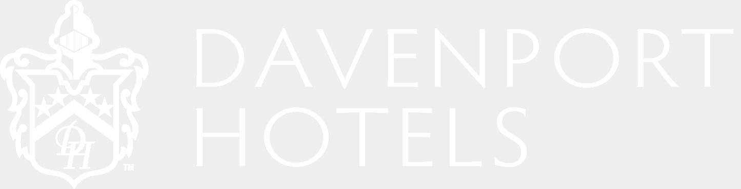 Davenport Hotel Logo