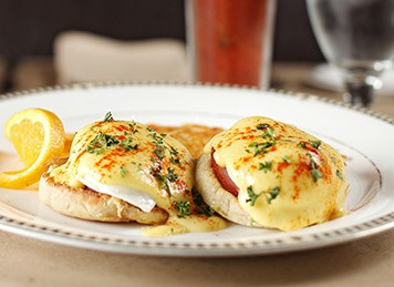 Eggs Benedict | Davenport Historic