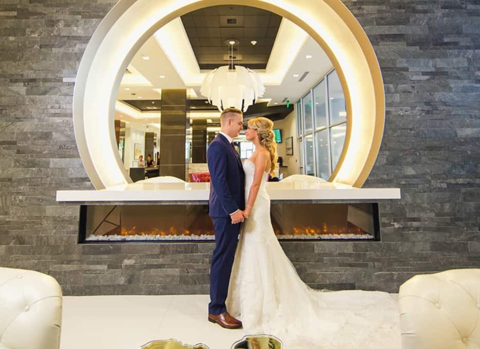 Bride and Groom | Centennial