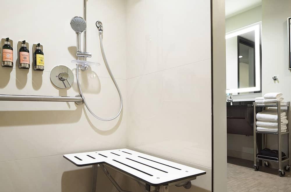 Shower | Davenport Grand