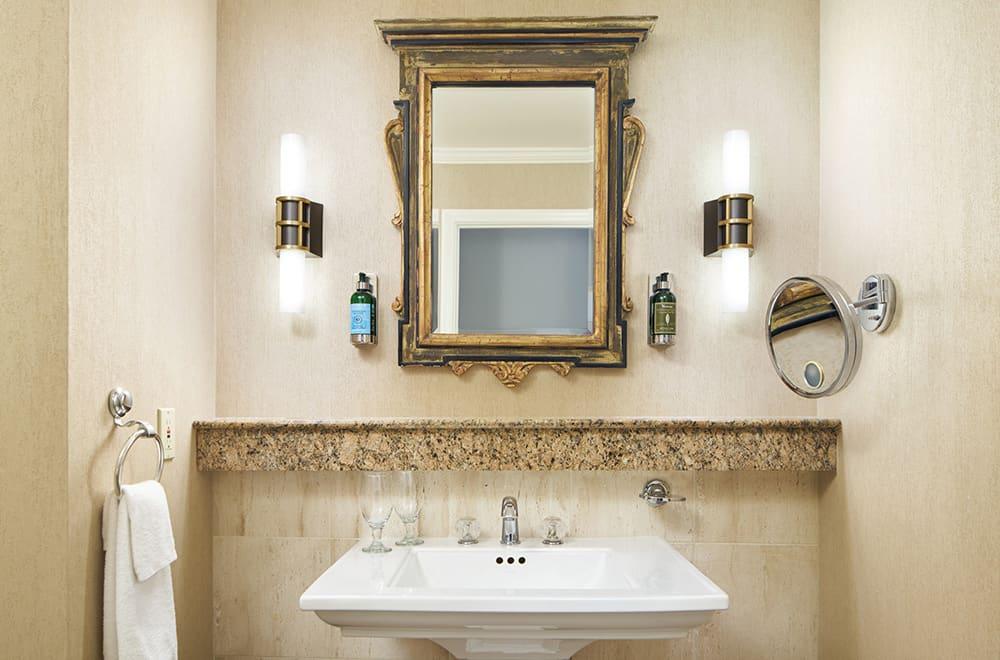 Davenport Lusso | Deluxe Bathroom Sink