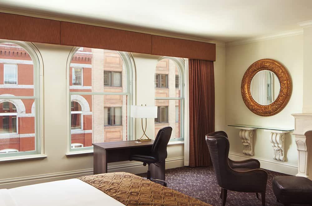 Davenport Lusso | Suite View