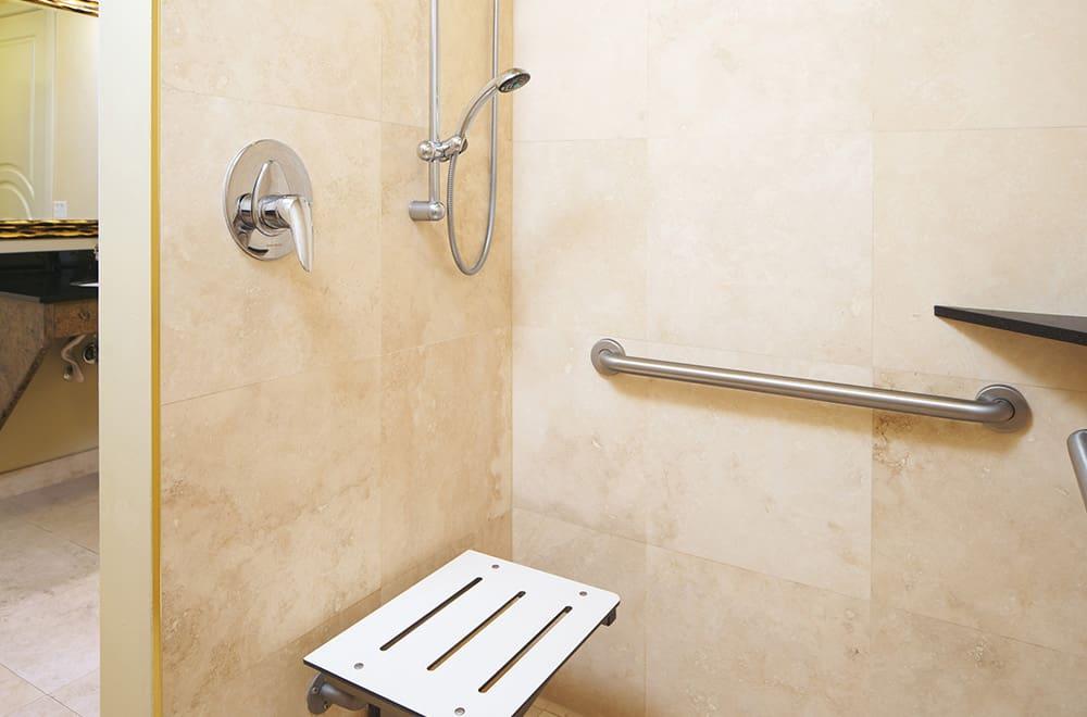 Davenport | Accessible Bathroom