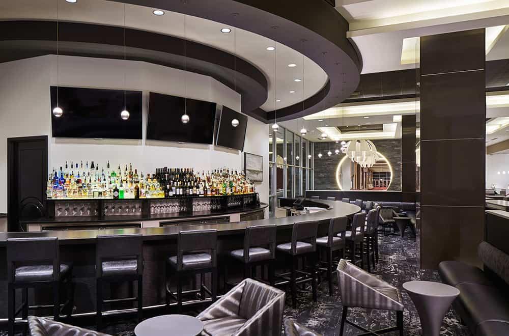 Davenport Grand | Circular Bar