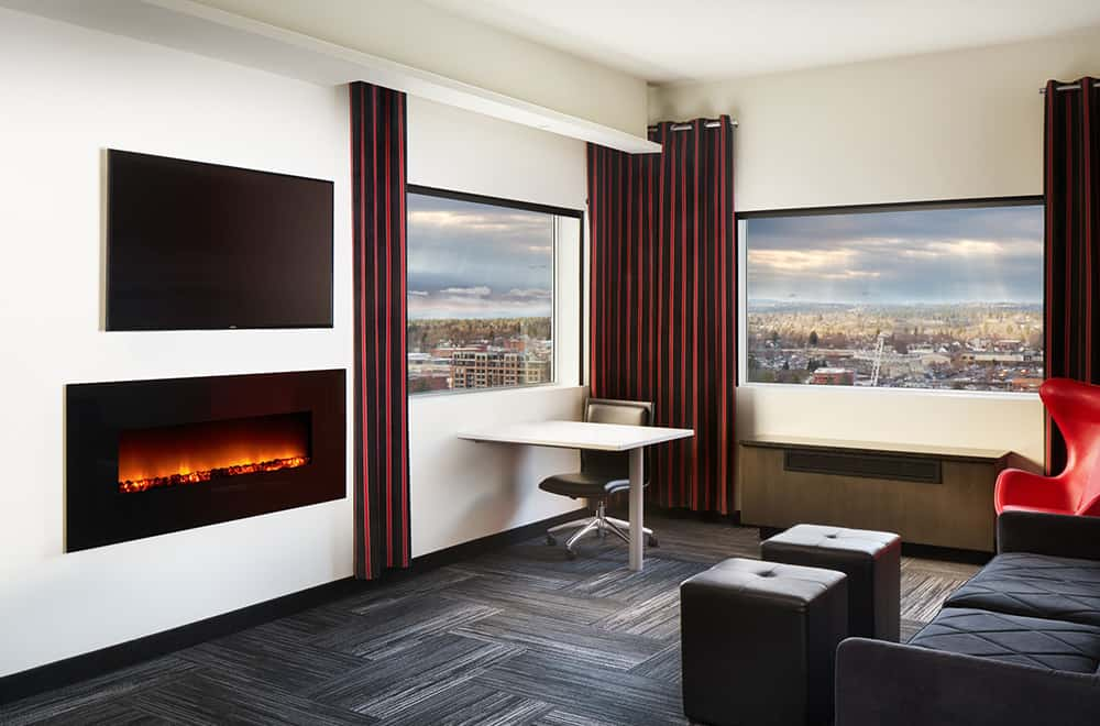 Penthouse | Desk and Chairs | Davenport Grand
