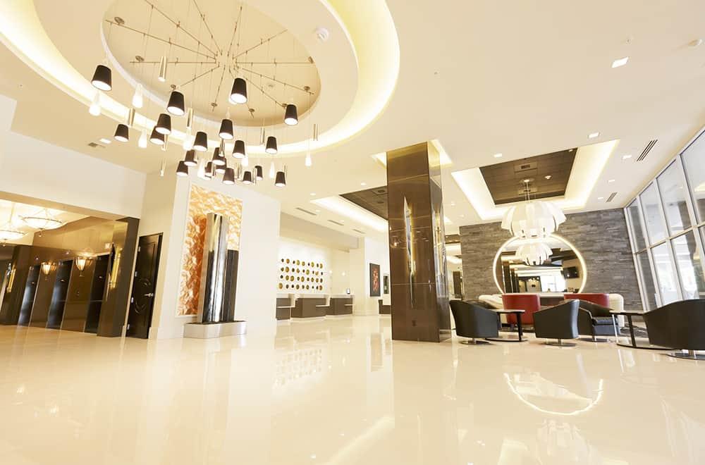 Lobby | Davenport Grand