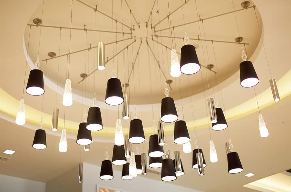 chandelier | Davenport Grand