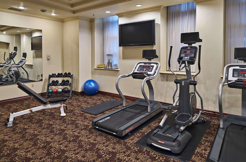 Davenport Lusso | Fitness Center