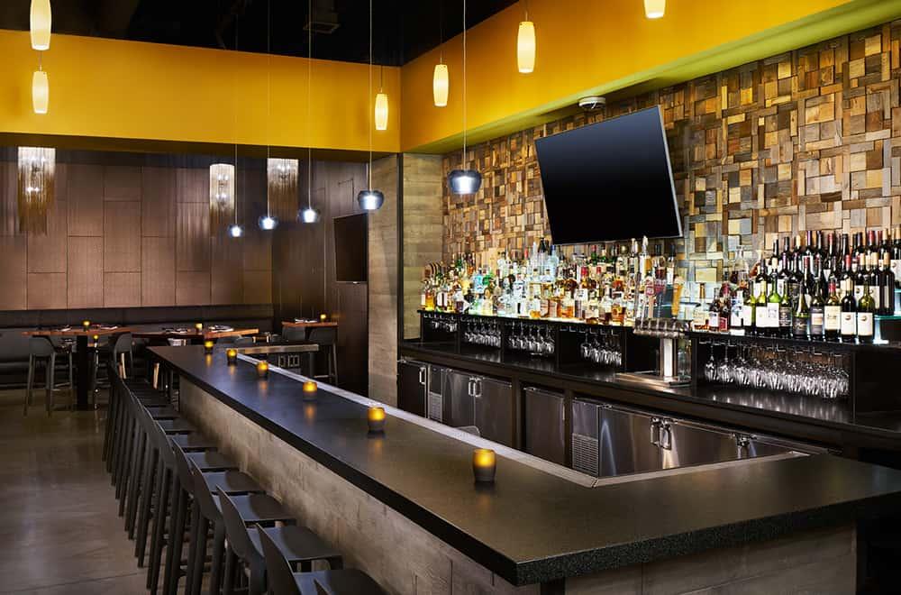 Davenport Grand | Table 13 Bar