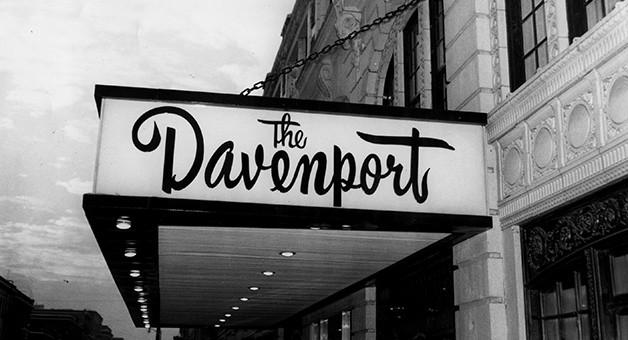 Davenport Historic Awning