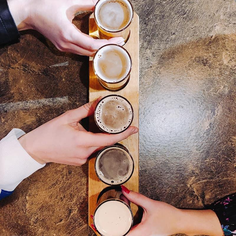 Davenport Lusso | Beer Flight