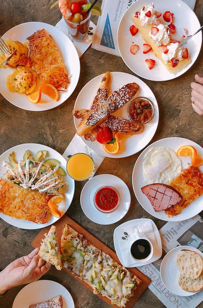 Davenport Tower | Safari Room | Breakfast