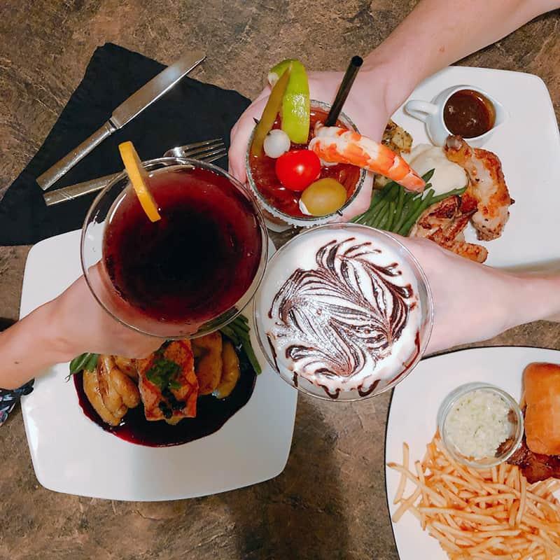 Davenport Tower | Cocktails