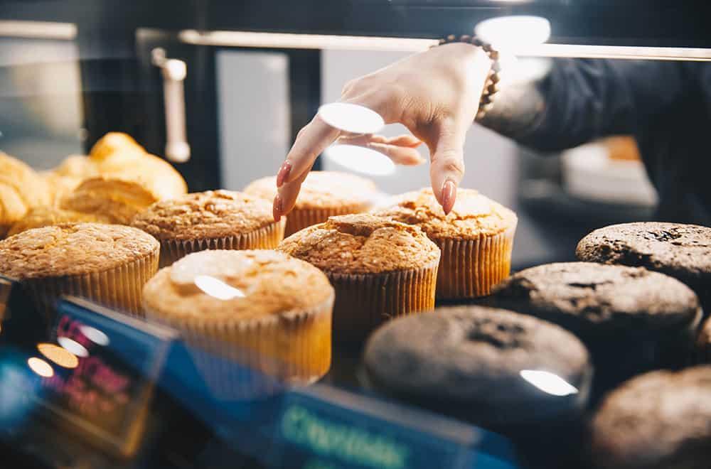 Food | Muffins | Centennial | Dining