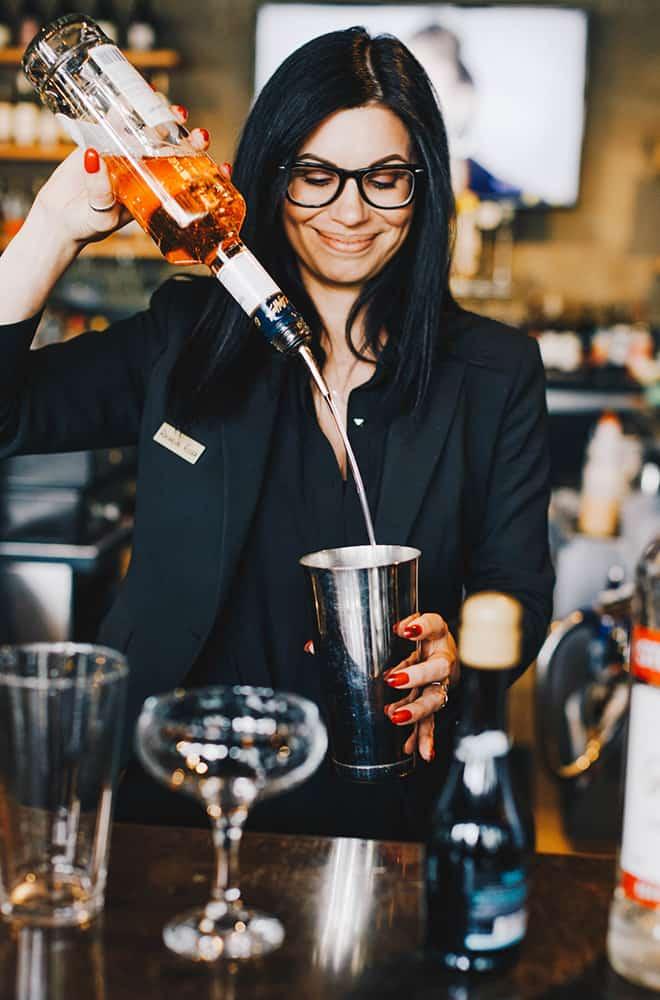 Bar | Making Cocktails | Centennial | Dining