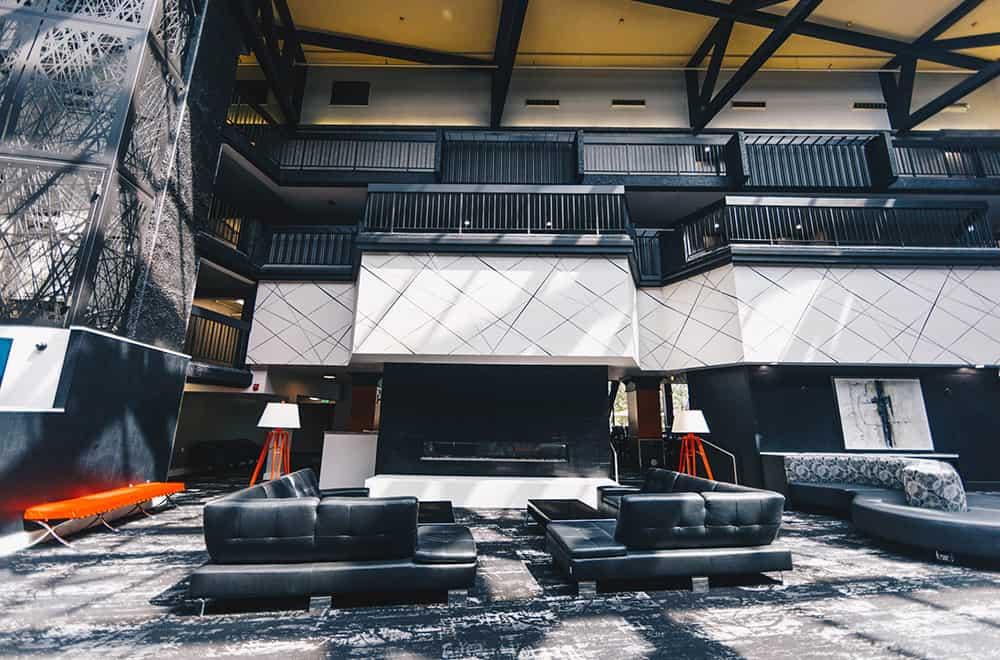 Inside Lobby | Centennial | Play