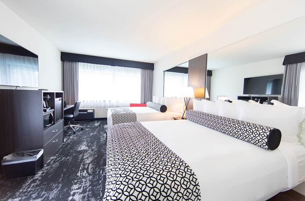 Room | Two Beds | Centennial Hotel
