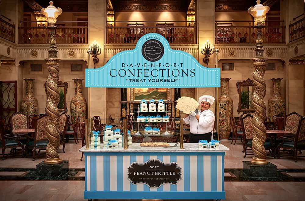 Confections Peanut Brittle | Play | Historic Davenport