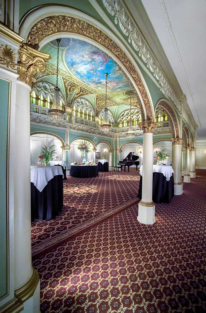 Meeting Room | Tables | Historic Davenport