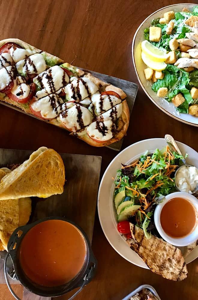 Food | Salad | The Centennial