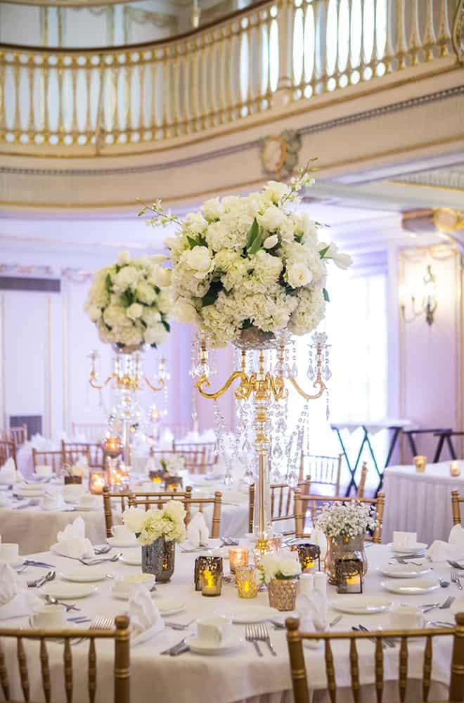 Wedding Table Setting | Weddings | Historic