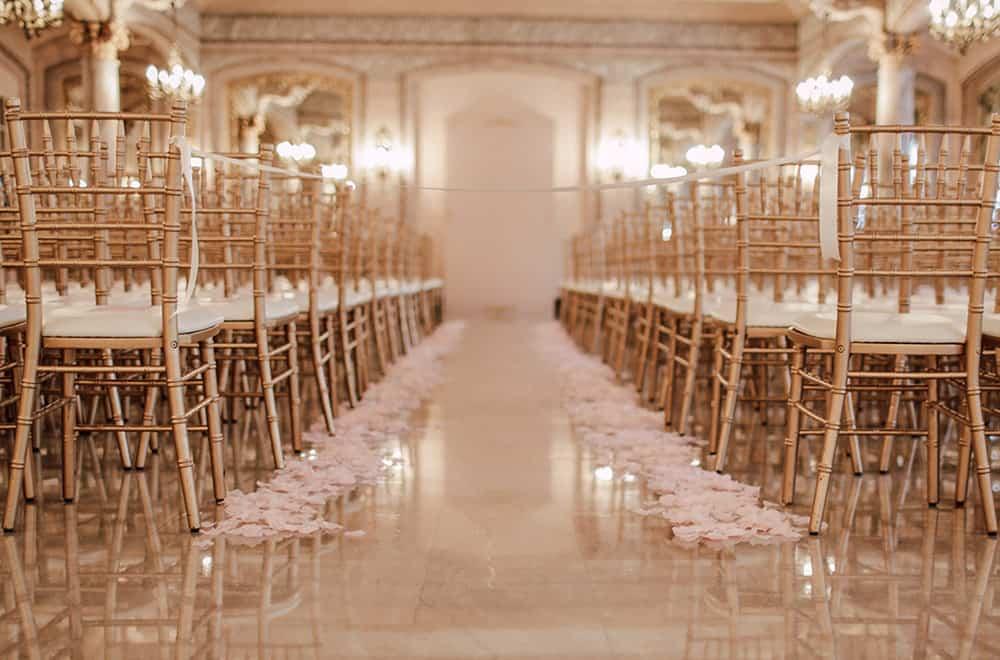 Wedding Chairs | Weddings | Historic