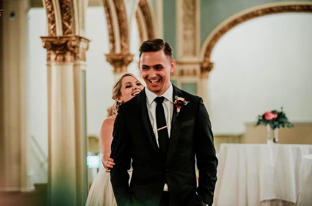 Happy Couple Bride and Groom | Weddings | Historic
