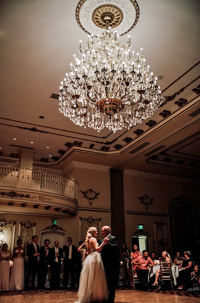 First Dance | Weddings | Historic