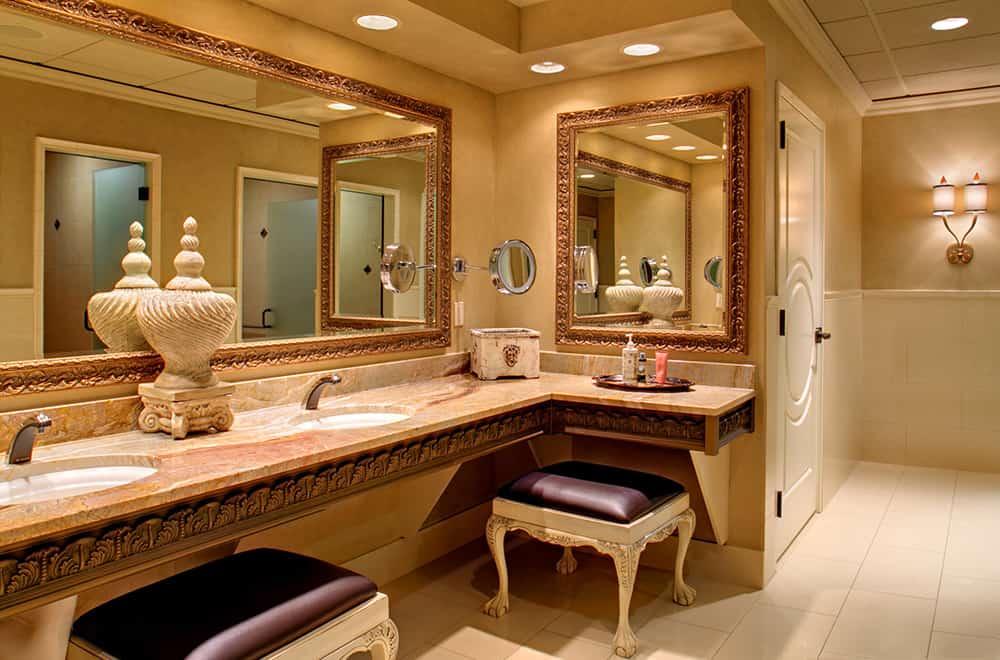 Spa Bathroom | Historic Davenport