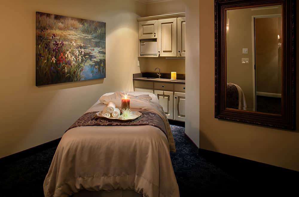 Spa | Massage Table | Historic Davenport