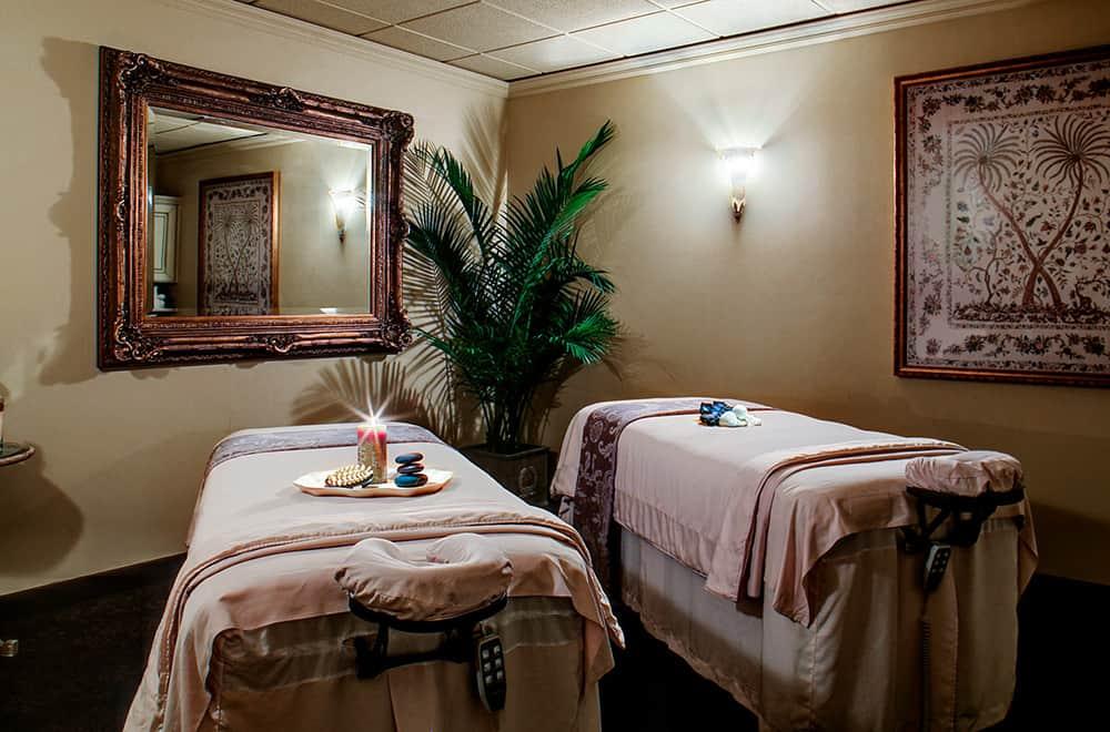 Spa | Massage Tables | Historic Davenport