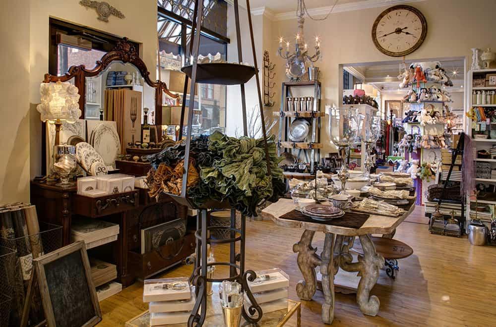 Shopping | Gift shop | Play | Historic Davenport