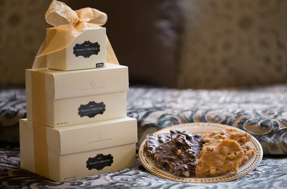 Peanut Brittle Boxes | Play | Historic Davenport
